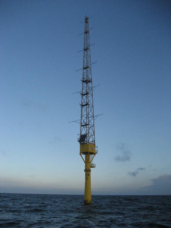 Met mast Amrumbank West