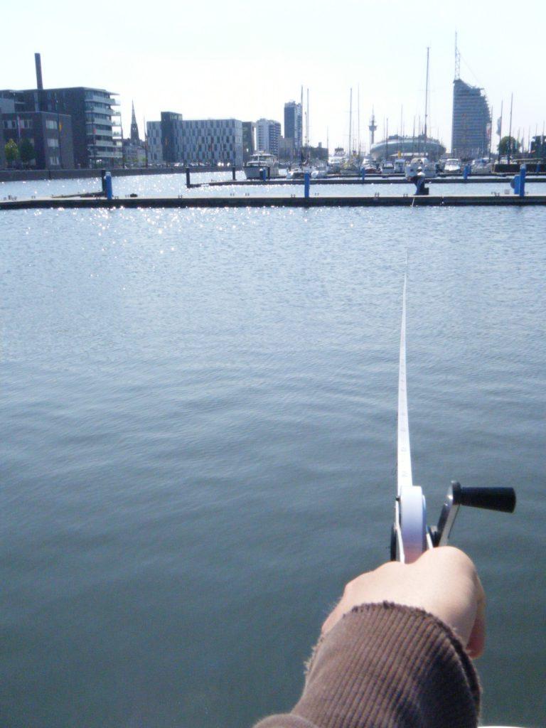 Test measurements in port